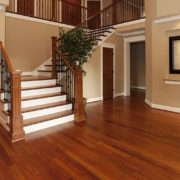 Hardwood flooring in California